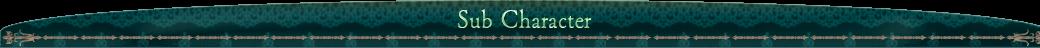 Sub Character